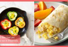 5 Best food you must eat in breakfasts