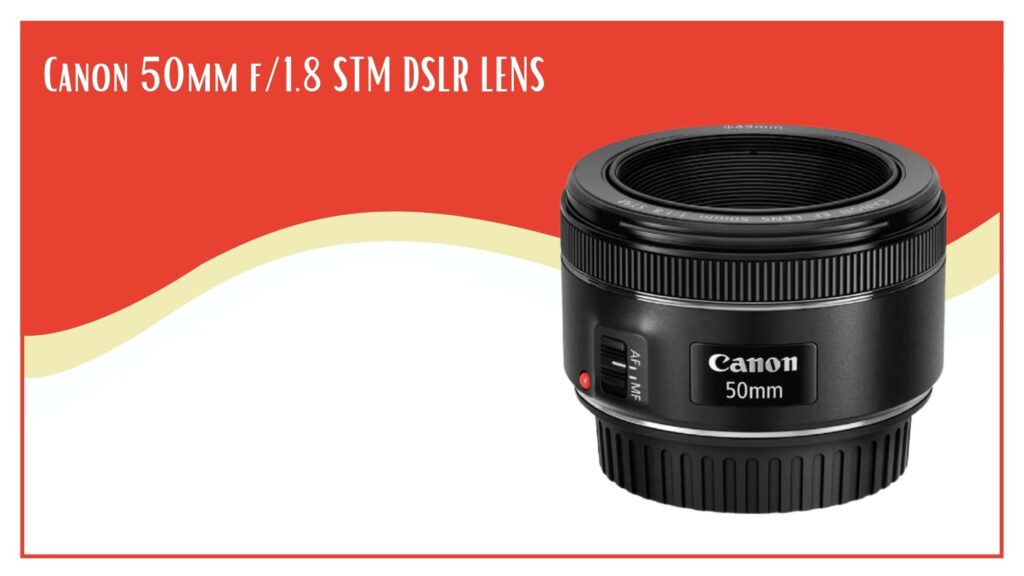 Canon 50mm f_1.8 STM