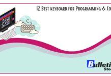Best Keyboard for Programming & Coding in 2021