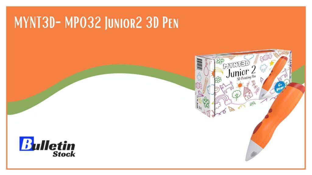 MYNT3D-MP032 Junior2 3D Pen