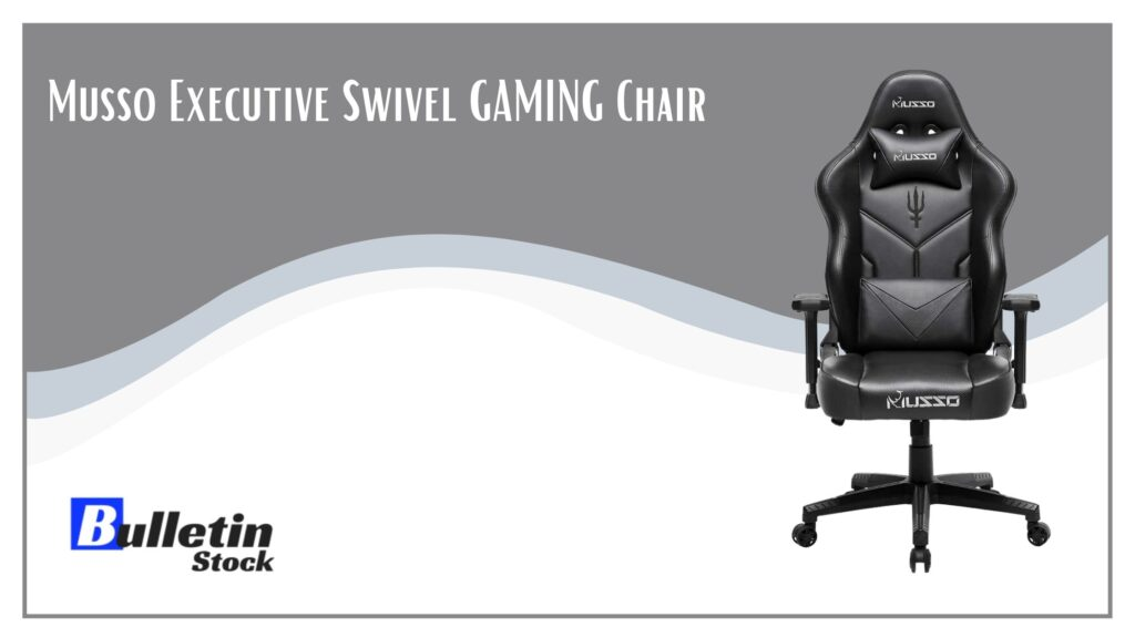 Musso Executive Swivel Gaming Chair