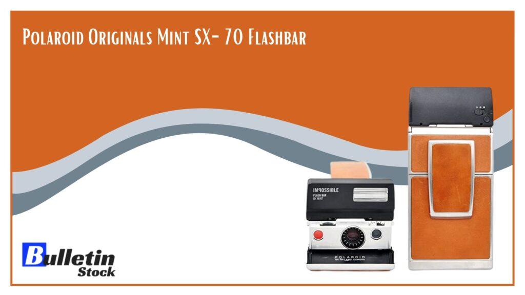 Polaroid Originals Mint SX-70 Flash bar