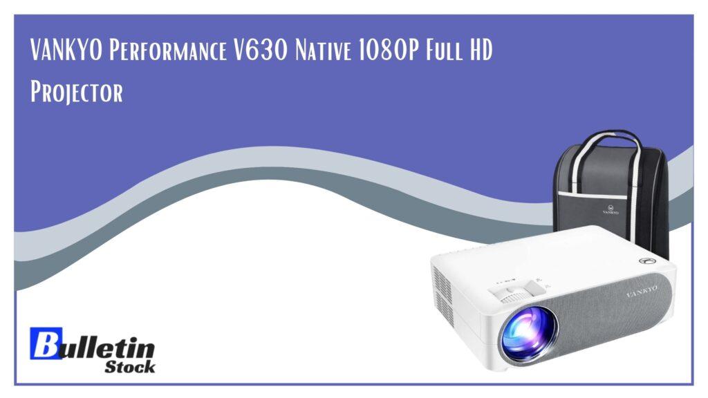 VANKYO Performance V630 Native