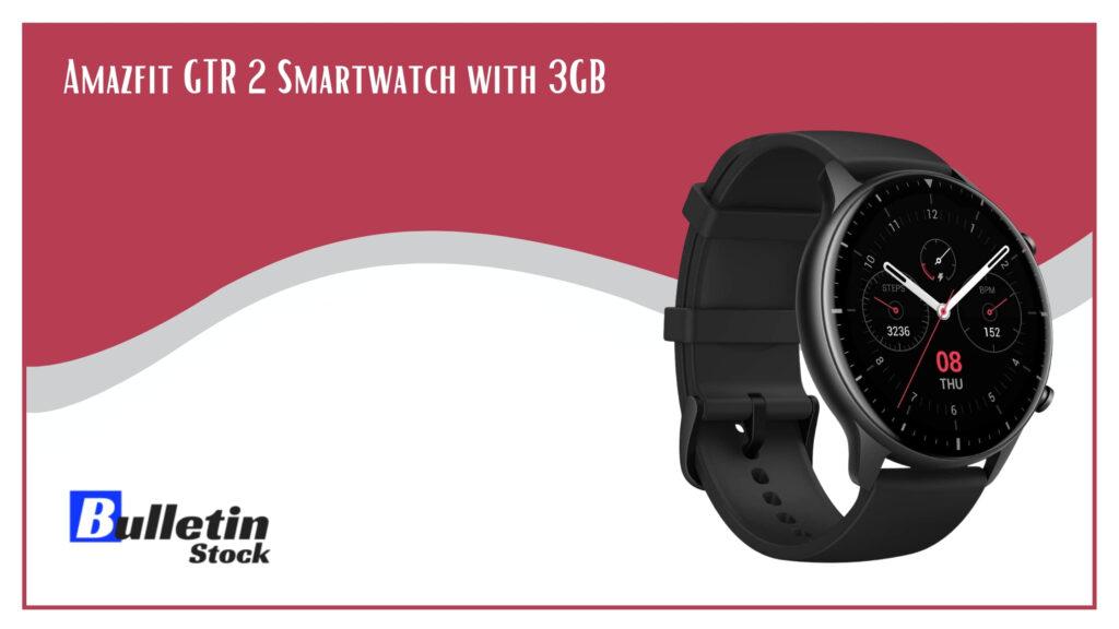 Amazfit GTR 2 Smartwatch with 3GB