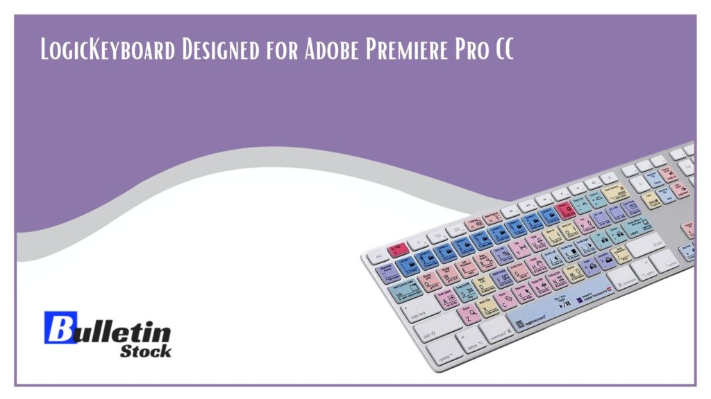 LogicKeyboard Designed for Adobe Premiere Pro CC