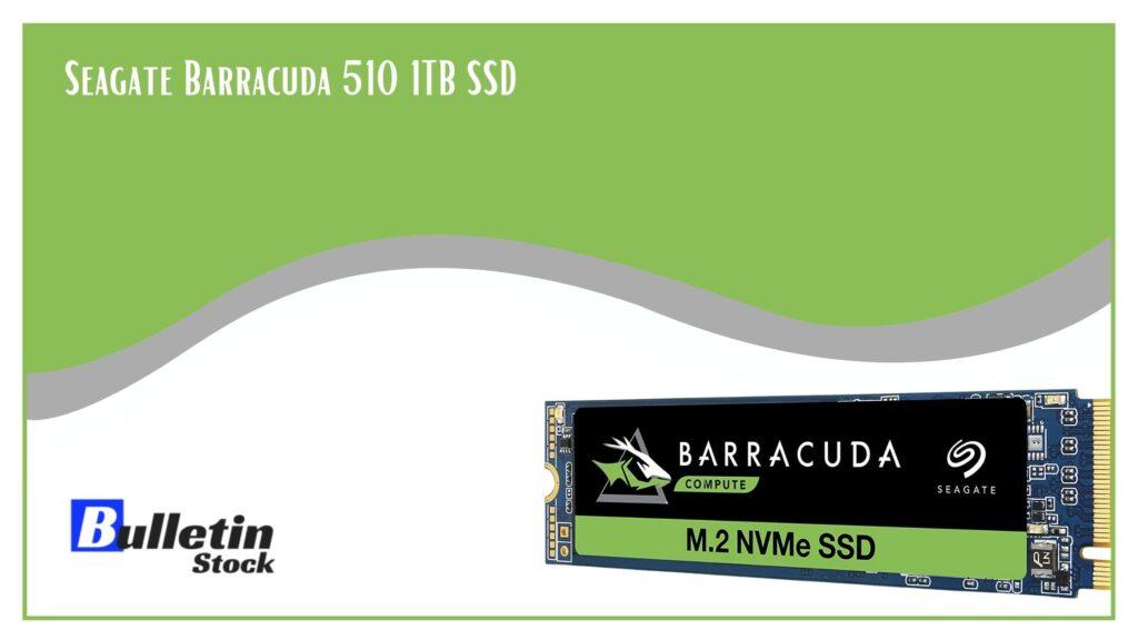 Seagate Barracuda 510 1TB SSD