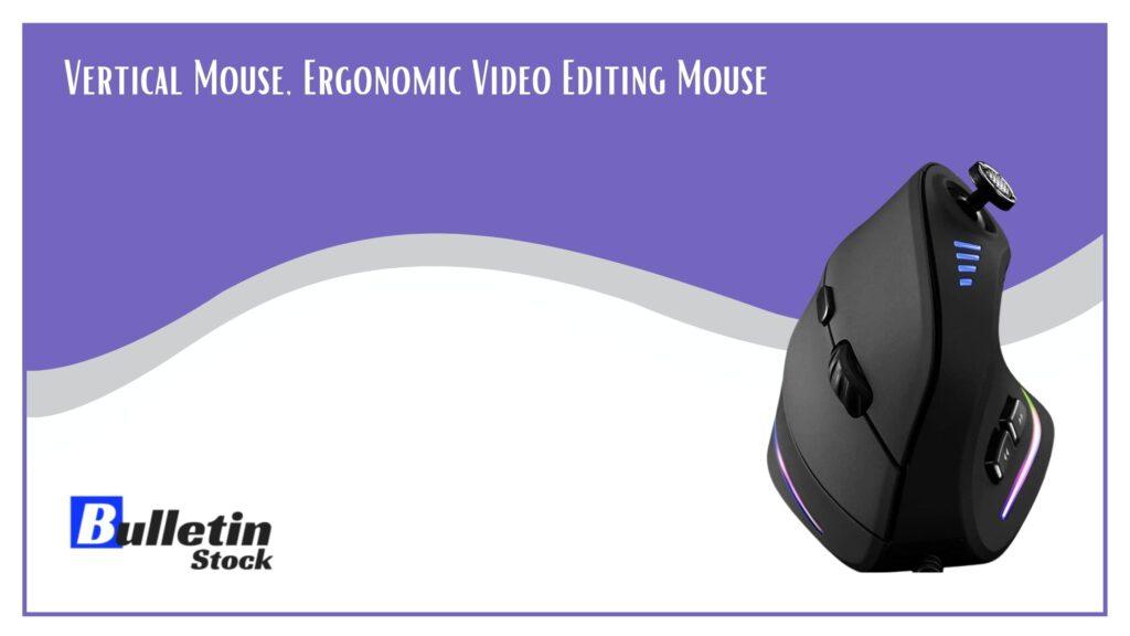 Attoe Vertical Mouse