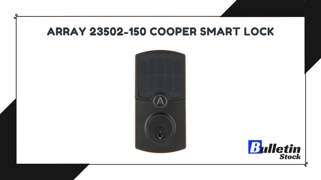 Array 23502-150 Cooper Smart Lock