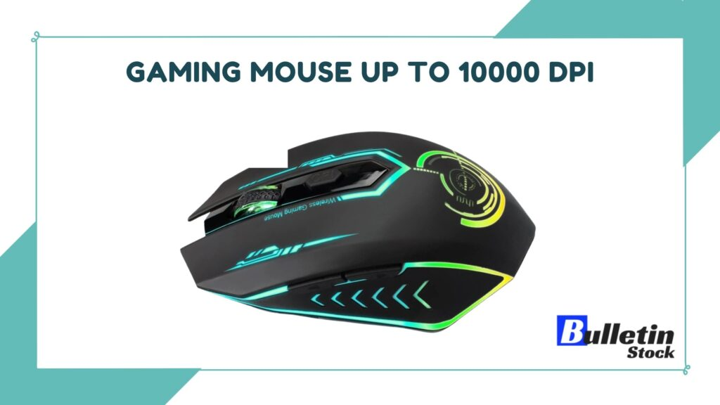 Gaming Mouse Up to 10000 DPI