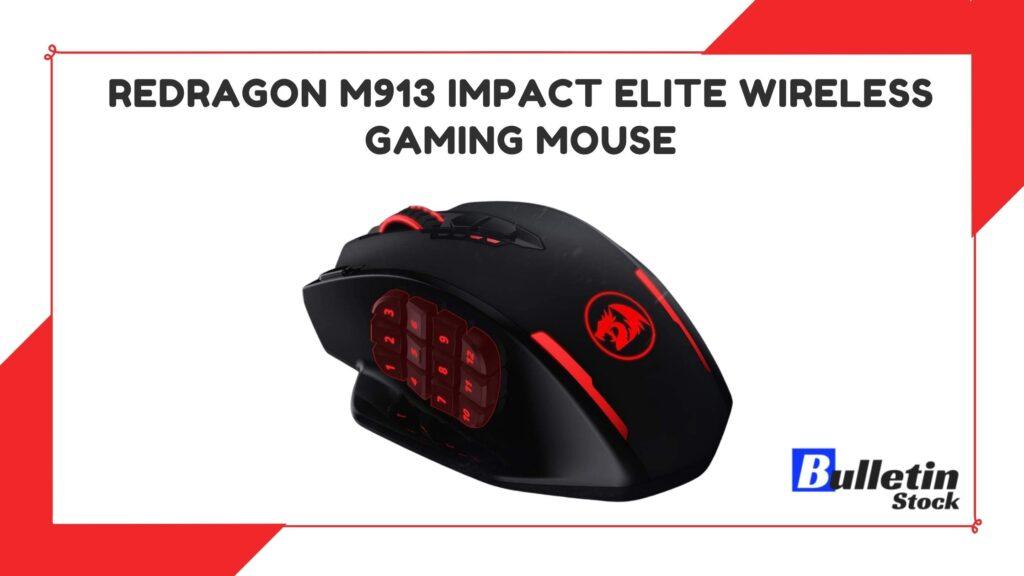 Redragon M913 Impact Elite Wireless Gaming Mouse