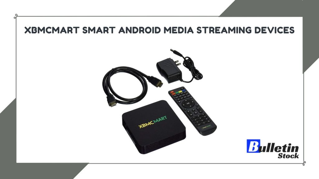 XBMCMart Smart Android Media Streaming Devices