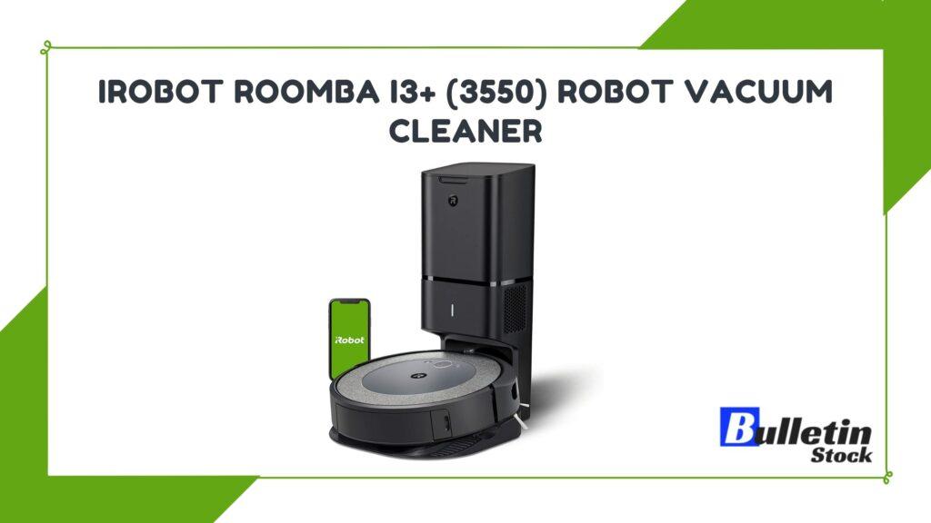 iRobot Roomba i3+ (3550) Robot Vacuum Cleaner