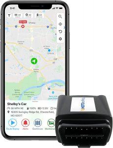 MOTOsafety OBD GPS Car Tracker