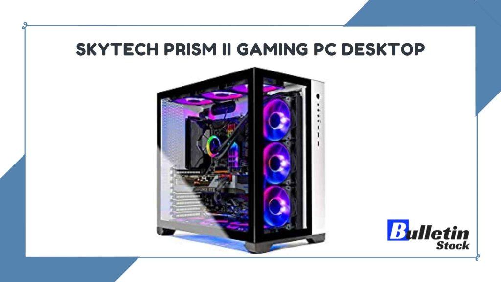 Skytech Prism II Gaming PC Desktop