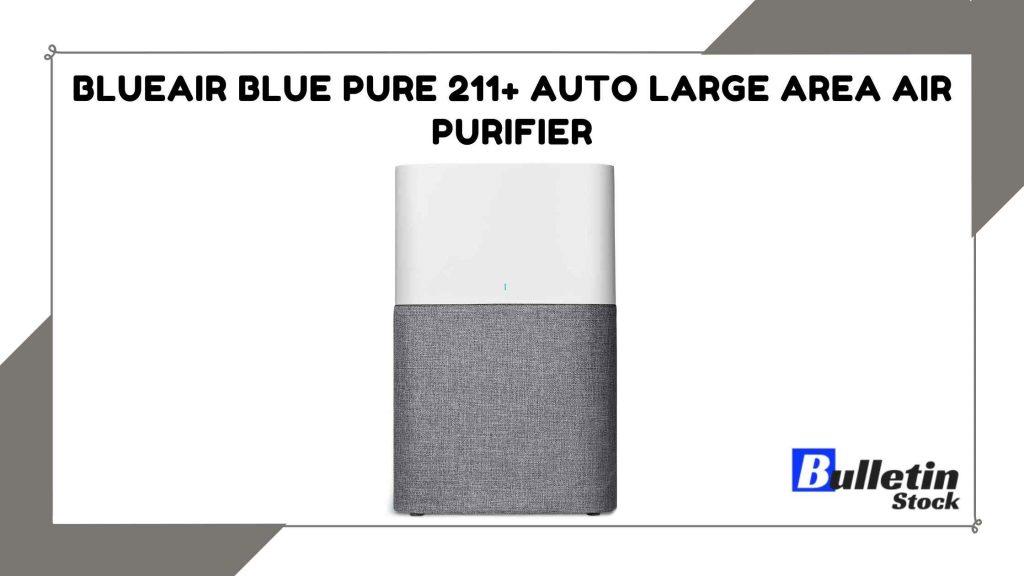 Blueair Blue Pure 211+ Auto Large Area Air Purifier