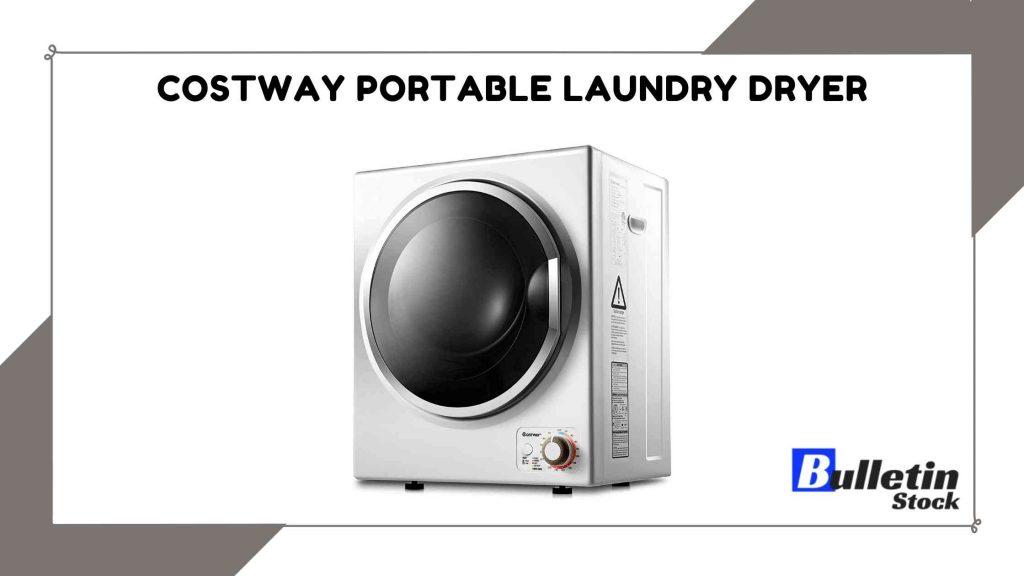 COSTWAY Portable Laundry Dryer