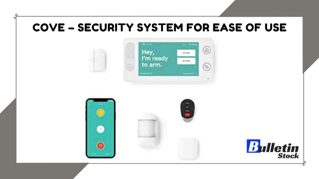 Cove – Security System for Ease of Use