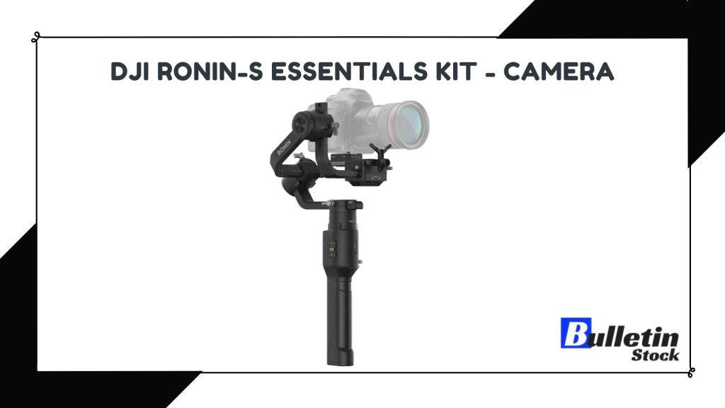 DJI Ronin-S Essentials Kit - Camera