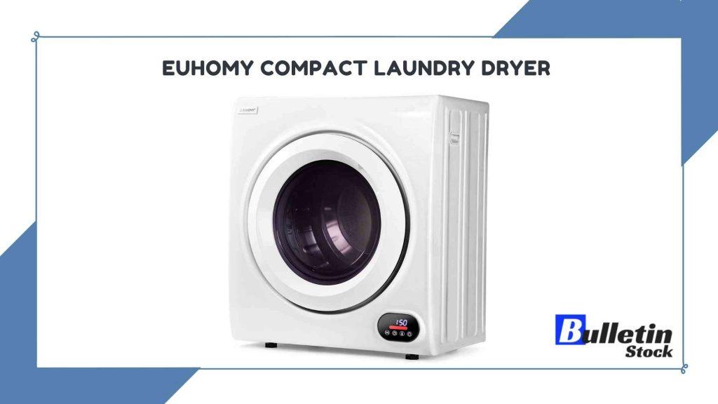 Euhomy Compact Laundry Dryer