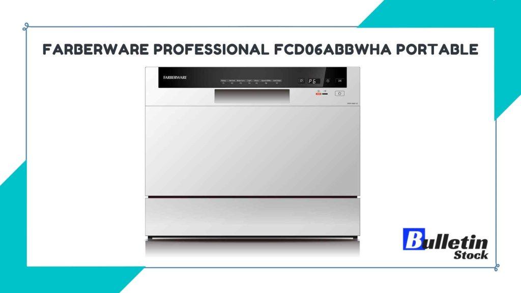Farberware Professional FCD06ABBWHA Compact Portable