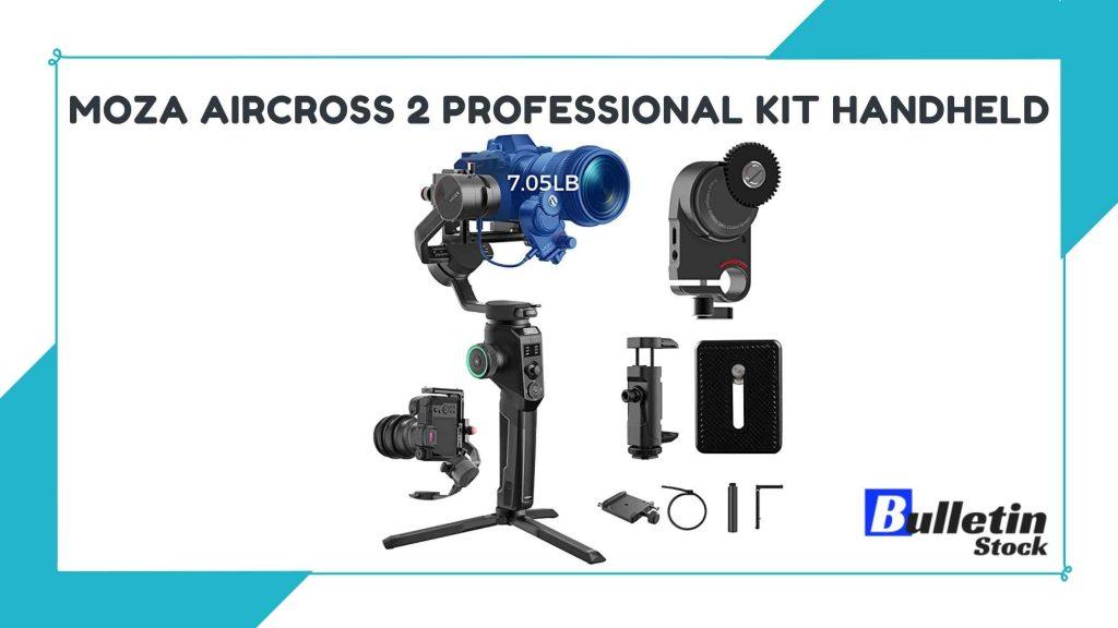 MOZA AirCross 2 Professional Kit Handheld