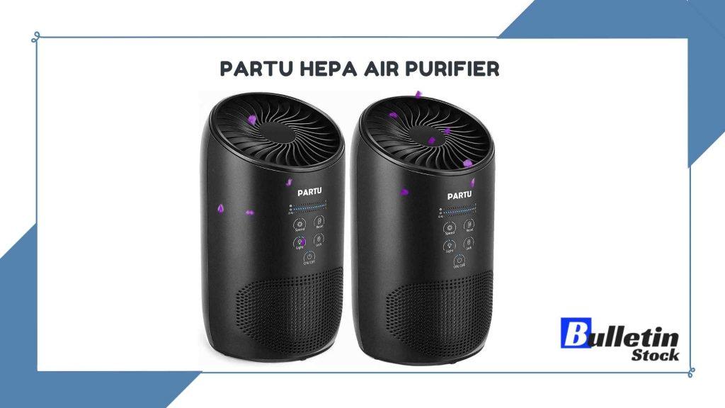PARTU HEPA Air Purifier