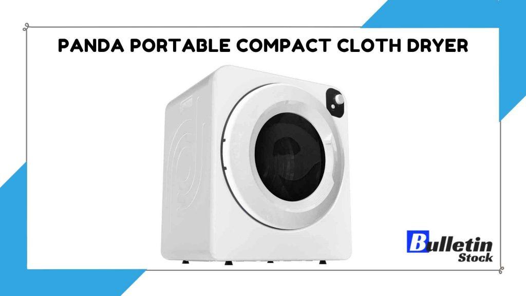 Panda Portable Compact Electric Cloth Dryer