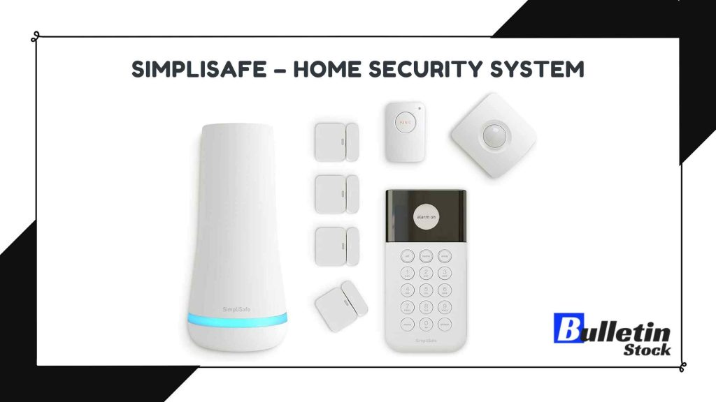 SimpliSafe – Best Home Security System Overall