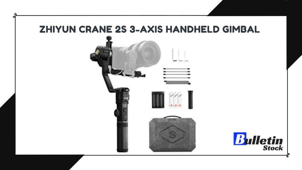 Zhiyun Crane 2S 3-Axis Handheld Gimbal